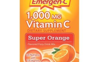 Save $1.00 off (1) Emergen-C Supplements Coupon