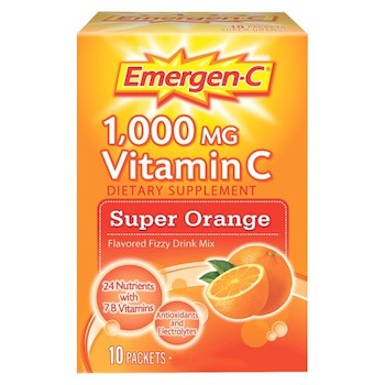 Save $2.00 off (1) Emergen C Supplements Coupon