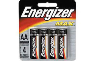 Save $0.50 off (1) Energizer Batteries Printable Coupon