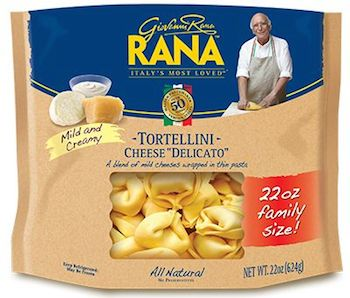 Save $1.00 off (1) Giovanni Rana Pasta Printable Coupon
