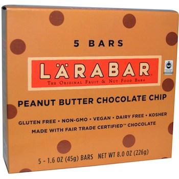 Save $0.50 off (2) Larabar Nutrition Bars Printable Coupon