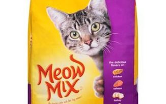 Save $1.00 off (1) Meow Mix Dry Cat Food Printable Coupon