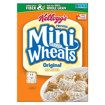 Save $1.00 off (2) Kellogg's Mini Wheats Printable Coupon