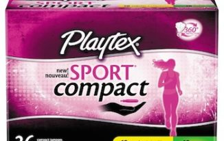 Save $1.00 off (1) Playtex Sport Tampons Printable Coupon