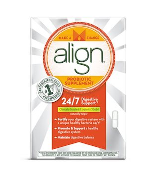 Save $1 off any (1) Align Probiotics Printable Coupon
