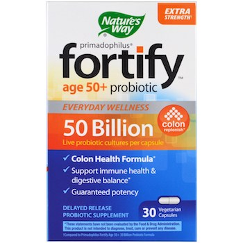 Save $4.00 off (1) Fortify Probiotics Supplements Printable Coupon