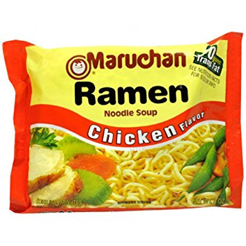 .50 off (10) Packs Maruchan Ramen Noodles with Printable Coupon