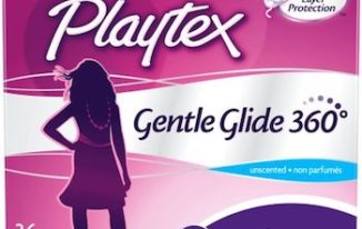 Save $2.00 off (1) Playtex Gentle Glide Tampons Printable Coupon