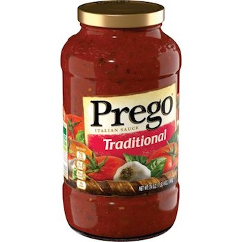 Save $0.75 off (2) Prego Sauce Printable Coupon