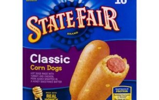 Save $0.75 off (1) State Fair Corn Dogs Printable Coupon