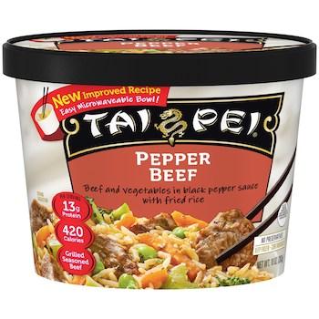 Save $0.75 off (1) Tai Pei Asian Cuisine Printable Coupon