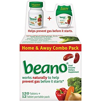 Save $3.00 off (1) Beano Product Printable Coupon
