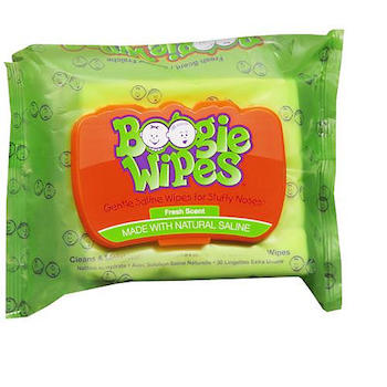Save $0.50 off any (1) Boogie Baby Wipes Printable Coupon