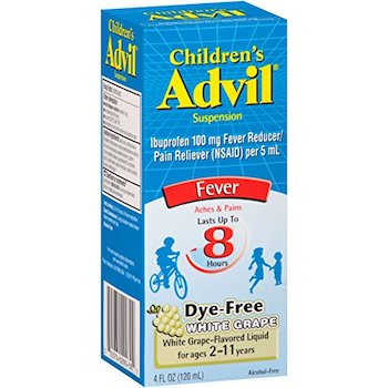 image about Advil Printable Coupon identified as Help save $3 off Childrens Advil Ibuprofen with Printable Coupon