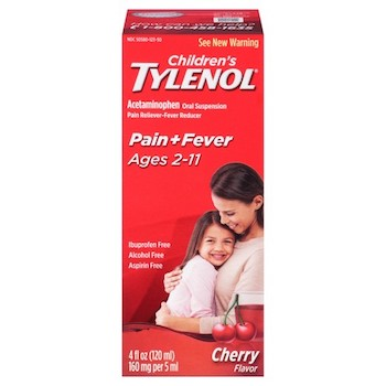 Save $2.00 off (1) Children's Tylenol or Motrin Printable Coupon