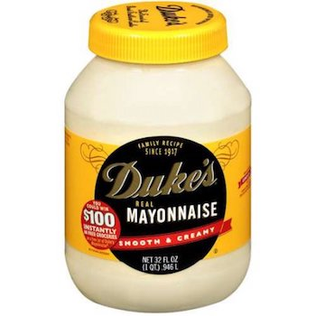 Save $1 off (2) Duke's Mayonnaise (Mayo) with New Printable Coupon