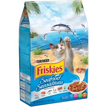 Save $1.00 off (1) Purina Friskies Dry Cat Food Printable Coupon
