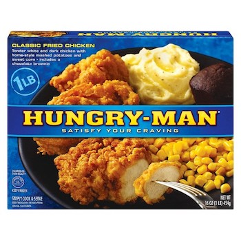 Save $1.50 off (2) Hungry-Man Dinners with Printable Coupon