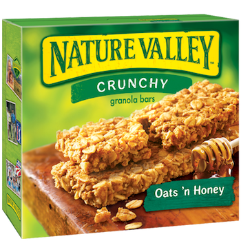 Save $1.00 off any (2) Nature Valley Printable Coupon