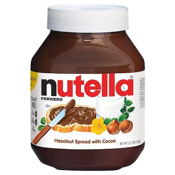 Save $1.00 off (1) Nutella Hazelnut Spread Coupon