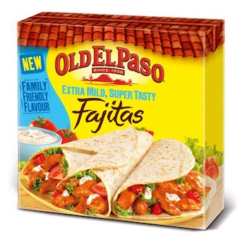 Save $1.00 off (2) Old El Paso Mexican Products Printable Coupon