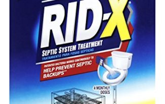 Save $2 off (1) Rid-X Septic System Products Printable Coupon