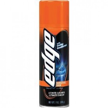 Save $1.00 off (1) Edge Shaving Gel Printable Coupon