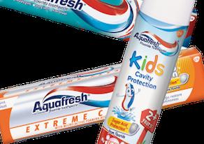 Save $0.75 off (1) Aquafresh Toothpaste Printable Coupon