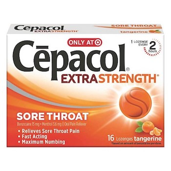 Save $1.00 off (1) Cepacol Throat Lozenges Printable Coupon