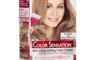 Save $1.00 off (2) Garnier Color Sensation Hair Color Printable Coupon