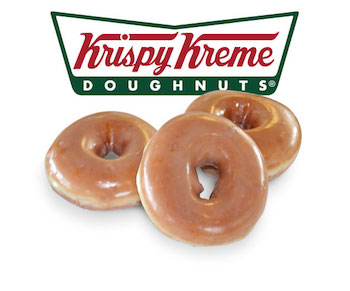 image relating to Krispy Kreme Printable Coupons referred to as Krispy Kreme Dozen Donuts for $6.99 with Printable Coupon - 2018