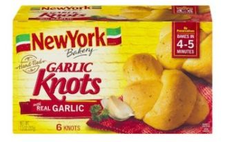 Save $0.50 off (1) New York Bakery Frozen Bread Coupon