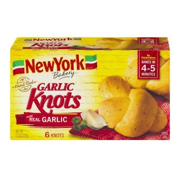 Save $1.00 off (2) New York Bakery Frozen Breads Coupon