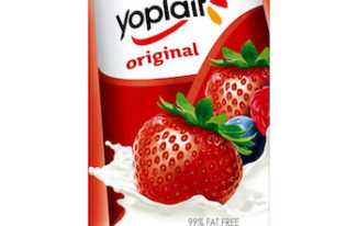 Save $1.00 off (1) Yoplait Yogurt Fridge Packs Printable Coupon