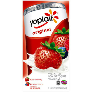image regarding Yoplait Printable Coupon referred to as Help save $1.00 off (1) Yoplait Yogurt Refrigerator Packs Printable Coupon