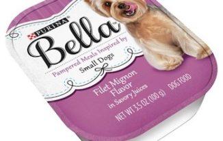 Save $4.00 off (8) Purina Bella Wet Dog Food Printable Coupon