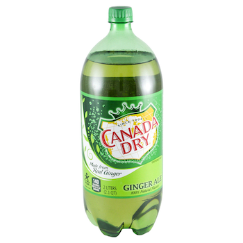 Save $1 off (2) Canada Dry with Printable Coupon