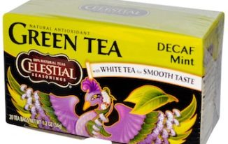 Save $1.00 off (2) Celestial Seasonings Tea Printable Coupon