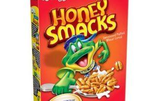 Save $1.00 off (1) Kellogg's Honey Smacks Cereal Printable Coupon