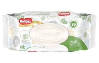 Save $0.50 off (1) Huggies Baby Wipes Printable Coupon