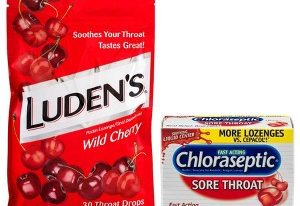 Save 0.75 off (2) Luden's Cough Drops with Printable Coupon
