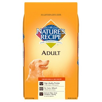 Save $3.00 off (1) Nature's Recipe Dry Dog Food Printable Coupon
