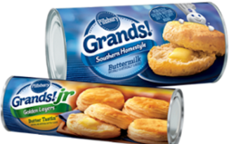 Save $1.00 off (3) Pillsbury Refrigerated Printable Coupon