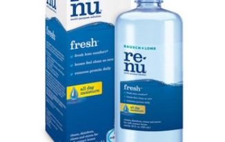 Save $6.00 off (1) Renu Multipurpose Solution Printable Coupon