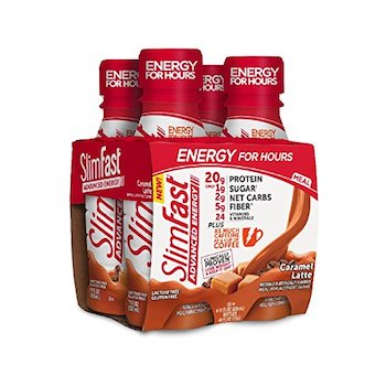 Save $1.00 off (2) SlimFast Products Printable Coupon