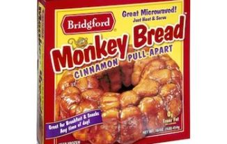 Save $0.75 off (1) Bridgford Monkey Bread Printable Coupon