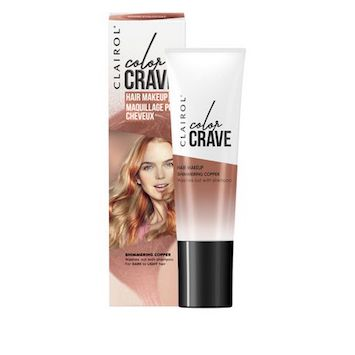 Save $1 off Clairol Color Crave Hair Makeup Printable Coupon