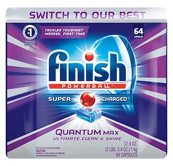Save $2 off Finish Dish Soap with Amazon Digital Coupon