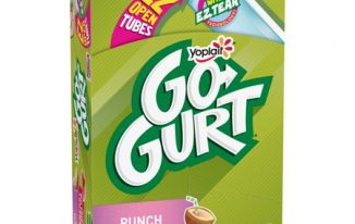 Save $1.00 off (1) Yoplait Go-Gurt Yogurt 16-Tubes Printable Coupon