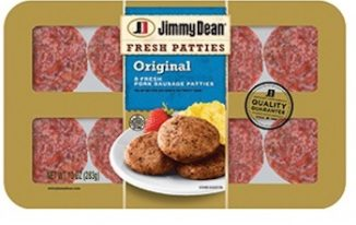 Save $1.00 off (2) Jimmy Dean Fresh Sausage Printable Coupon